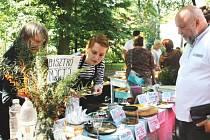 Cílem akce Restaurant day je nejen propagace dobrého jídla, ale také setkávání lidí podobných zájmů.