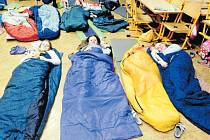 A jde se spát! Noci s Andersenem si děti z Frenštátu pod Radhoštěm užily o týden dříve.