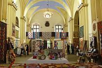 První moravský patchwork klub zorganizoval v nedávné době 8. výstavu patchworku, která se uskutečnila v kostele svatého Josefa a kapli svatého Rocha ve Fulneku.