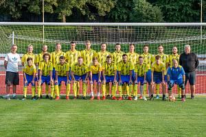 Fotbalový klub FC Kopřivnice, 24. září 2020.