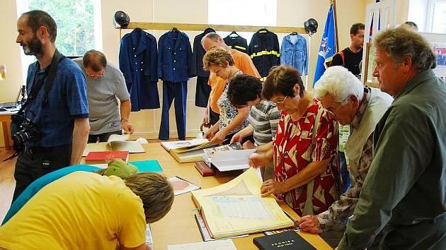 Od pátku do neděle 26. července probíhaly v Hůrce, místní části Jeseníku nad Odrou oslavy 100 let od založení SDH Hůrka.