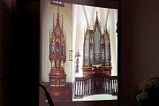 Po gemerální rekonstrukci se varhany v kostele sv. Mikuláše v Bílovci opět rozeněly naplno při koncertu.