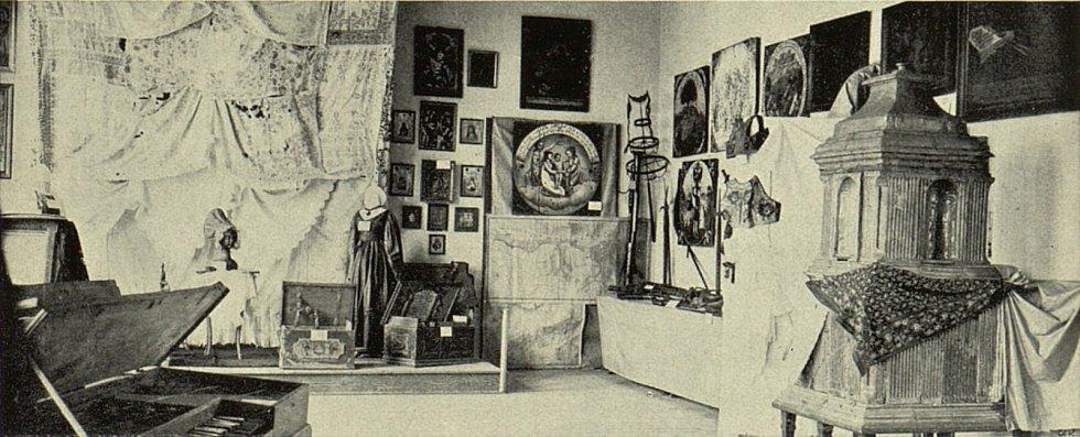 Krajinská výstava v Příboře 1911.