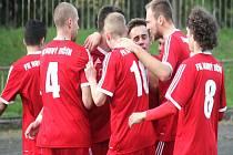 Divizní fotbalisté Nového Jičína se sejdou na startu zimní přípravy v pondělí 15. ledna.