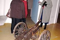 Letos v lednu se návštěvníci bíloveckého zámku mohli účastnit akce, připomínající historii. Zajímavé výstavy i prohlídky je čekají také letos.