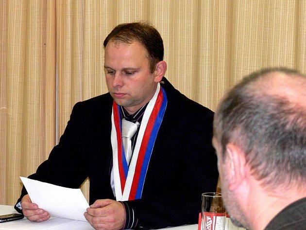 Nový starosta Lichnova Aleš Miculka dohodu s komunisty nepoprel.