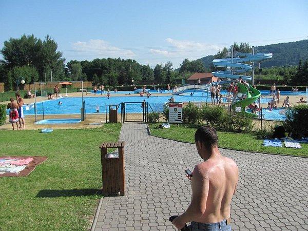 Koupaliště vOdrách prošlo výraznou změnou. Modernizace bazénů tím však nekončí, vbudoucnu by koupaliště mělo nabídnout také ohřívanou vodu.