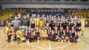 Basketbalová show v Novém Jičíně