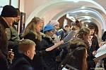 Česko zpívá koledy 2019 - Příbor.