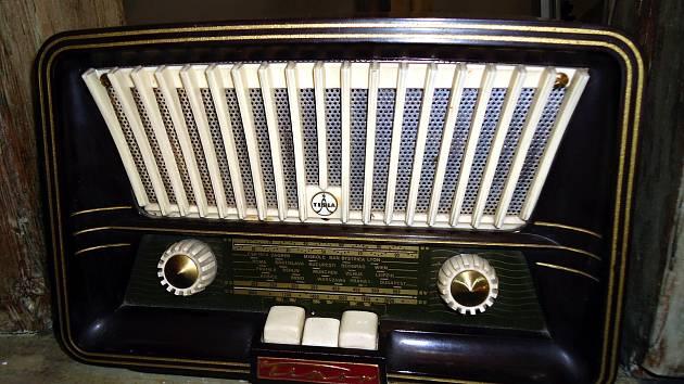 Rádio Tesla Tenor, které získalo novojičínské pracoviště ÚZSVM z odúmrtě, se stane součástí sbírek opavského slezského muzea.