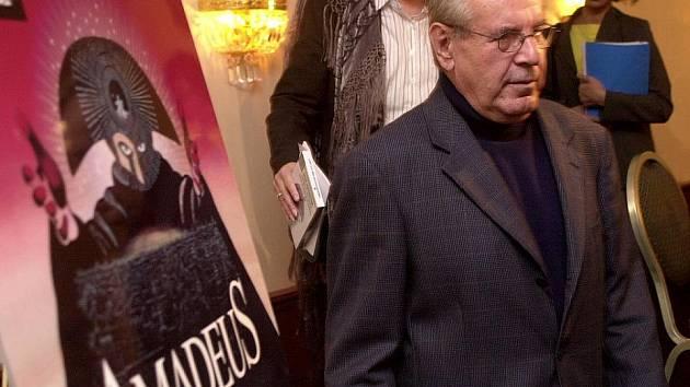 Divadelní zpracování světově známého filmu Amadeus, který režíroval Miloš Forman, přiveze do Nového Jičína Východočeské divadlo Pardubice.