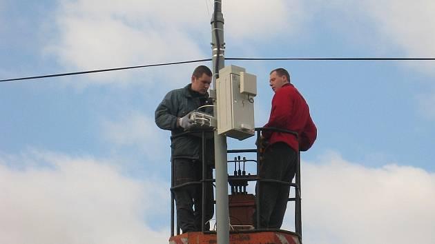 O tři kamery je bohatší městský kamerový systém v Novém Jičíně. V současné době jsou nové kamery v takzvaném testovacím režimu.