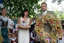 Závišice získaly v krajském kole soutěže Vesnice roku 2007 první místo.