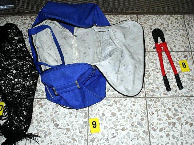 Přímo při činu bílovečtí policisté chytili zloděje, který se v úterý 20. června večer vloupal do prodejny potravin v Jistebníku.