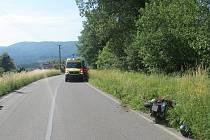 K nehodě došlo v pondělí 24. června.