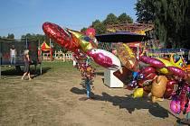 Jeseničtí si bujaré oslavy Dne obce užívali také v minulém roce.