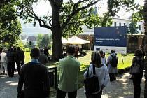 Zámecký park V Odrách prošel rozsáhlou revitalizací za více než 36 milionůkorun. V pondělí 26. září jej město oficiálně uvedlo v užívání.