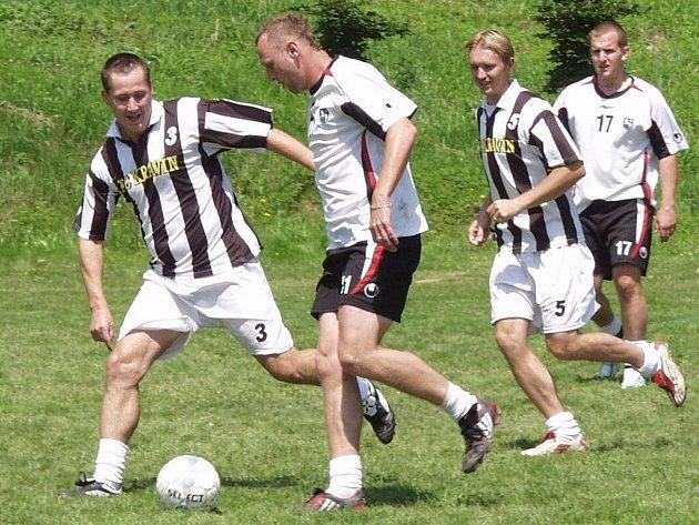 Fotbalový turnaj CCFar Cup 2009 ve Velkých Albrechticích měl letos na pořadu již svůj 20. ročník.