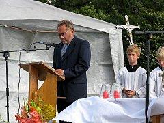 Antonín Plešek, starosta Hostašovic, se rozhodl do dalšího volebního období nekandidovat.