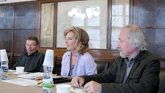 Oldřiška Navrátilová na úterní tiskové konferenci alespoň trochu přiblížila filozofii městské slavnosti.
