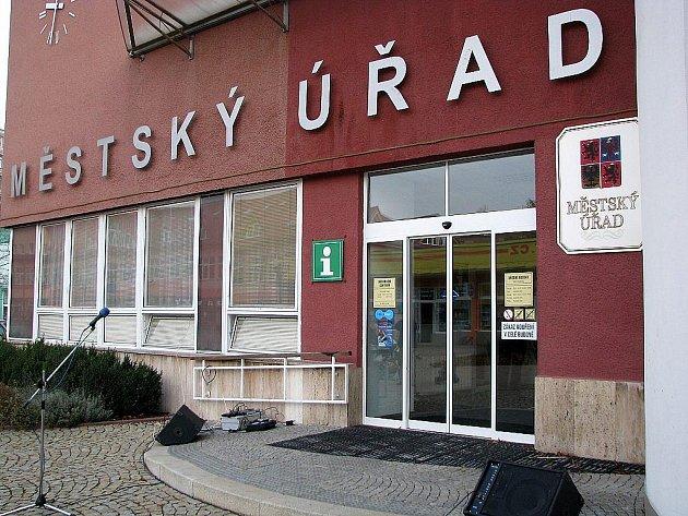 Městský  úřad ve Studénce.