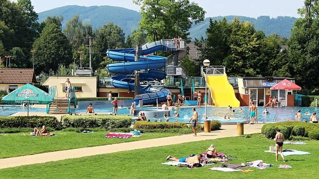 Ve frenštátském aquaparku mají za sebou hodně špatnou sezonu.