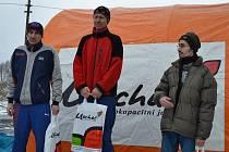 První díl letošního ročníku Lašské běžecké ligy přilákal do Mořkova početnou skupinu běžců a běžkyň.