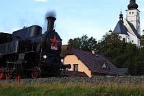 Výročí 130 let existence železniční trati mezi Studénkou a Bílovcem si připomněli lidé v sobotu 3. října 2020 při jízdách historickými vlaky na trati Štramberk - Studénka.
