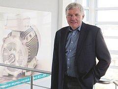Jaromír Zapletal byl ve funkci ředitele dnešního frenštátského závodu Siemens téměř čtvrtstoletí. Před několika dny ve funkci skončil kvůli odchodu do důchodu.
