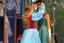 Den města Fulnek nabídl nejen pestrý program, ale i korunovaci nové princezny Terezky.