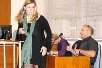 U soudu obžalovaná Radmila Ľubová.