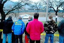 Nejvíce hlasů proti konáí letošního ročníku Valašské rally bylo slyšet v obci Rybí.
