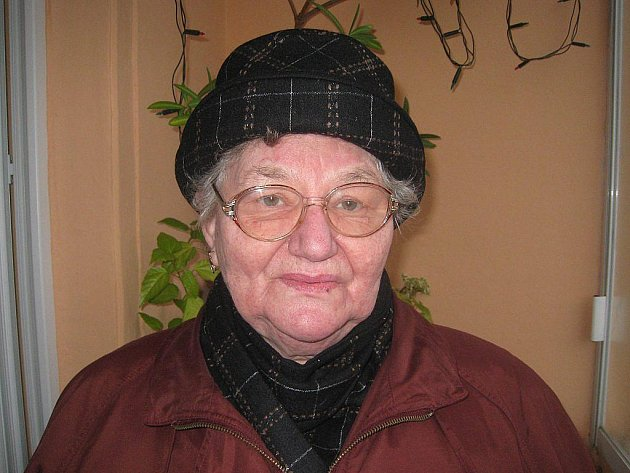 Anna Plachtová, 71 let, Štramberk