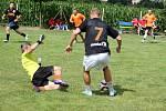 Další ročník turnaje v malé kopané mají za sebou v Jistebníku. V areálu hřiště TJ Sokol Jistebník v sobotu 9. července zápolilo čtyřiadvacet družstev O pohár starosty obce.