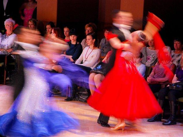 Taneční přehlídka Tatra.Ilustrační foto.