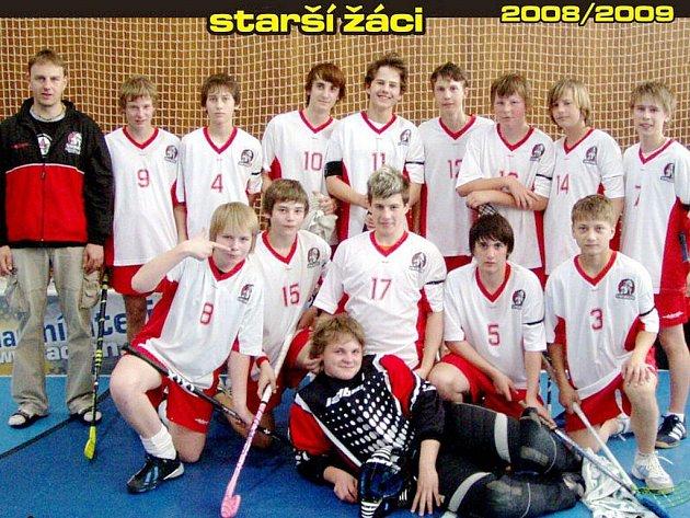 Mladí florbalisté FCB Vikings Kopřivnice vypadli v osmifinále s pozdějším finalistou turnaje.