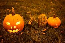 Halloweenská akce nechyběla ve Slatině ani letos.