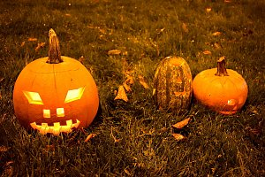 Halloween ve Slatině