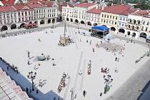 Ve čtvrtek 27. srpna bylo oficiálně otevřeno novojičínské Masarykovo náměstí. To během posledních dvou let prošlo rozsáhlou rekonstrukcí, náměstí požehnal biskup ostravsko-opavské diecéze František Lobkowitz.