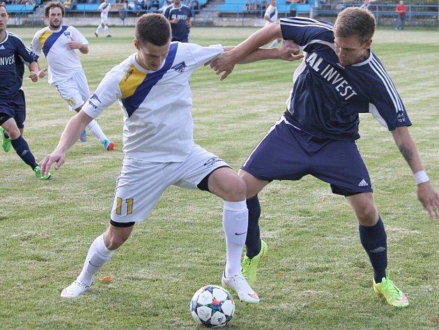 Frenštát pod Radhoštěm v prvním domácím podzimním utkání přejel Břidličnou 6:2.
