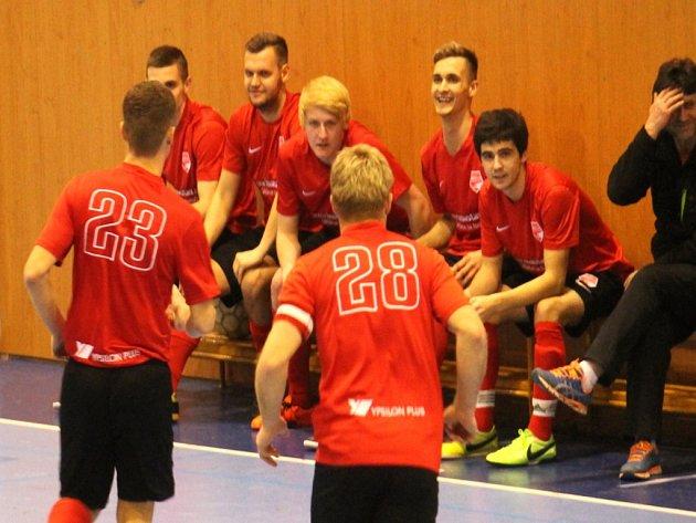 JAKUBČOVIČTÍ futsalisté čekají už pět utkání na plný bodový zisk.