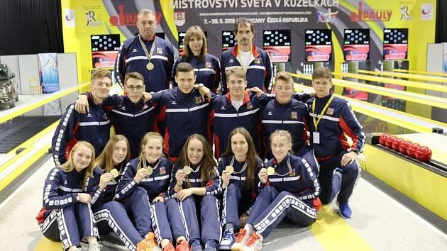 Na mistrovství světa reprezentovali Českou republiku také kuželkáři z Novojičínska.