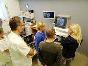 Nové vybavení v Bílovecké nemocnici. Ilustrační foto.