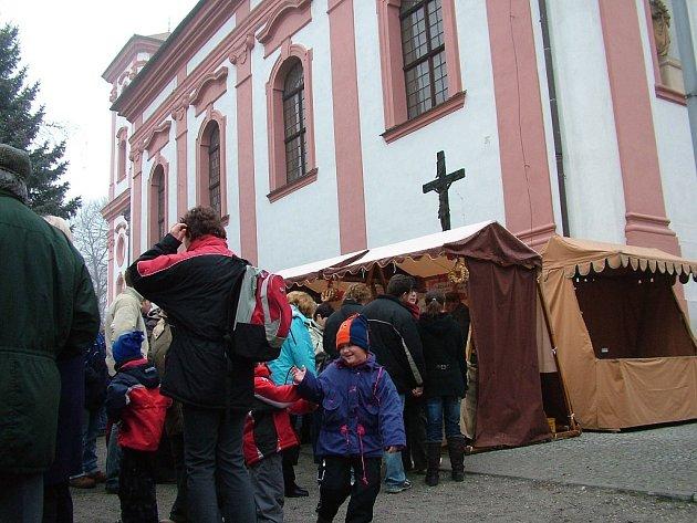 Kostel svatého Valentina v Příboře.