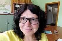 Starostka Spálova Ludmila Sucháčková.