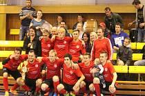 JAKUBČOVICKÁ BARACUDA na jaře takhle slavila triumf v divizní skupině F, když ve finále zdolala Jokerit Kopřivnice a postoupila do 2. ligy.