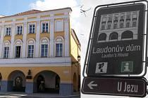 Turisté už Laudonův dům najdou bez problémů