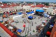 Slavnost města Nový Jičín.