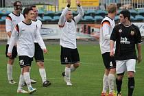 Na pátý tříbodový zisk v řadě za sebou na domácím trávníku dosáhli proti Hranicím fotbalisté Nového Jičína.