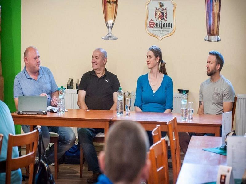 Propagace sportovních aktivit a spolků napříč věkovými skupinami. To byl hlavní záměr 2. ročníku Dne sportu pod Trúbou, který proběhl druhou zářijovou neděli ve Štramberku.